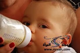 مقالة عن تغذية الرضّع وصغار الأطفال