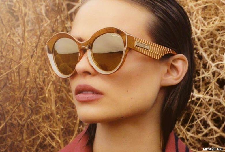 روبيرتو كافالي تطلق مجموعة نظارات شمسية وطبية لخريف 2018
