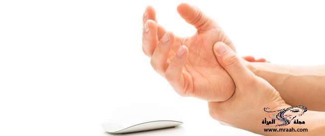 اسباب الاصابة بالتهاب مفصل اليد