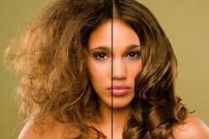 5 نصائح سريعة للتعامل مع الشعر الجاف