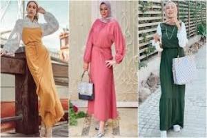 ملابس كاجوال للمحجبات موضة صيف 2020 لإطلالة رائعة